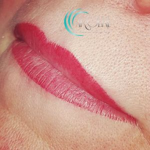 permanent lipliner and lip makeup Bournemouth