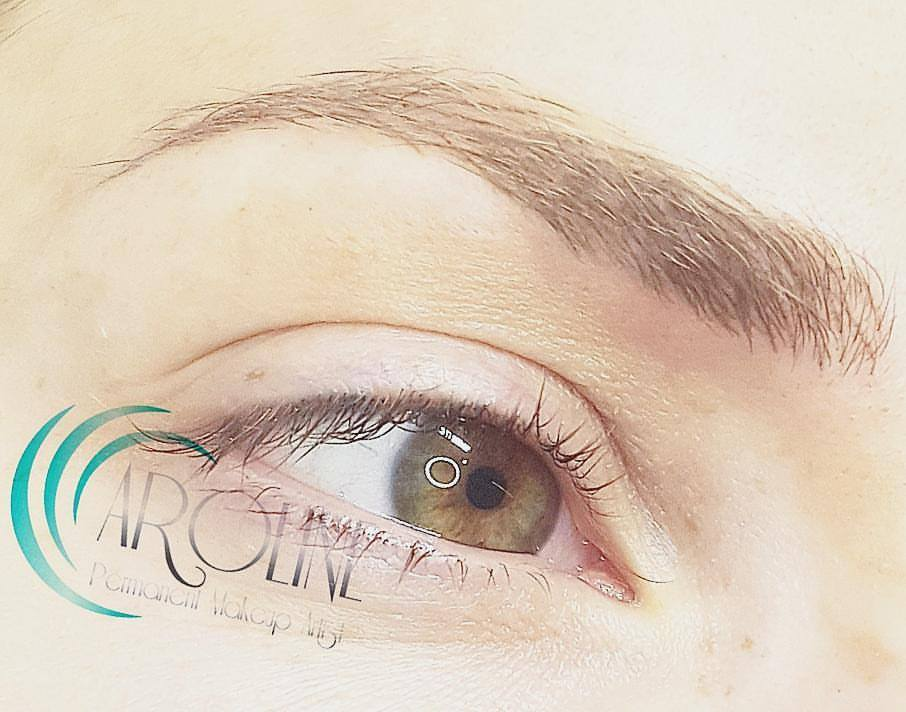 semi permanent eyebrows Bournemouth