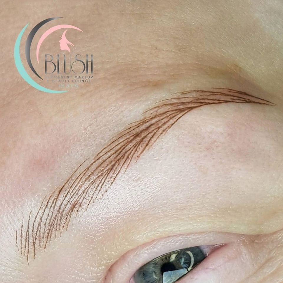 permanent eyebrows for alopecia Bournemouth